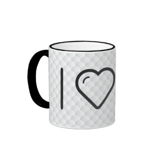 I Heart Hierarchical Structures Ringer Coffee Mug