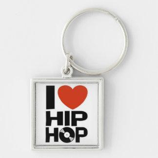 i-heart-hip-hop keychain
