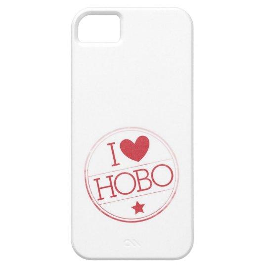 I (heart) HOBO iPhone SE/5/5s Case