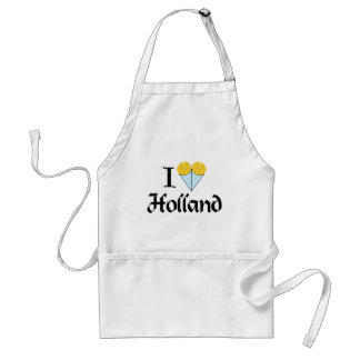 I Heart Holland Adult Apron