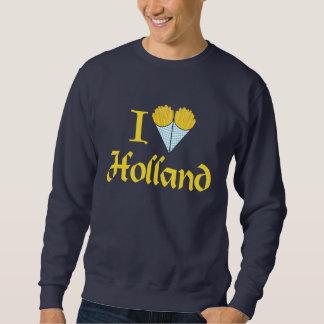 I Heart Holland Pullover Sweatshirt