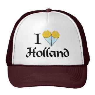 I Heart Holland Trucker Hat