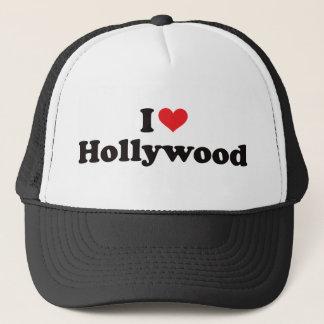 I Heart Hollywood Trucker Hat