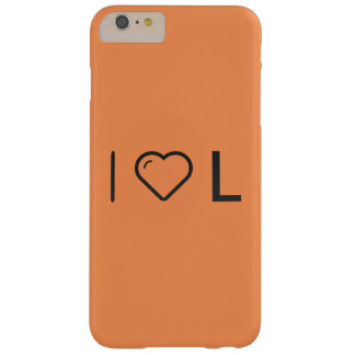 I Heart Honduras Currencys Barely There iPhone 6 Plus Case