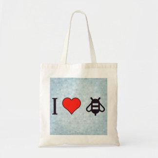 I Heart Honey Tote Bag