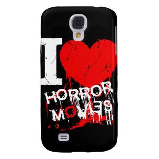I HEART HORROR MOVIES GALAXY S4 CASES