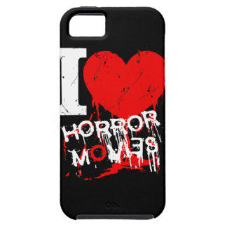 I HEART HORROR MOVIES iPhone 5 COVER