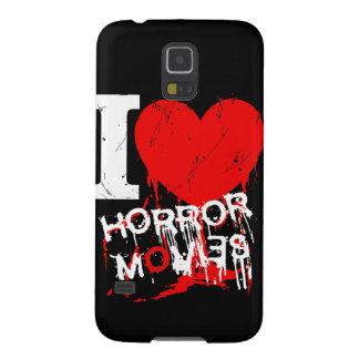 I HEART HORROR MOVIES CASE FOR GALAXY S5