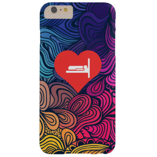 I Heart Hospitals Icon Barely There iPhone 6 Plus Case