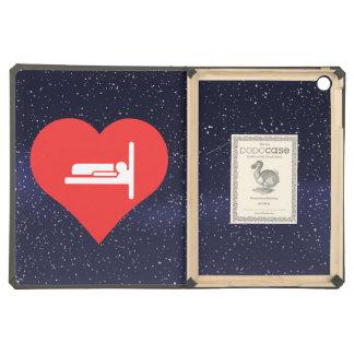 I Heart Hospitals Icon Case For iPad Air
