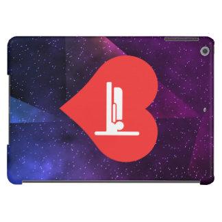 I Heart Hospitals Icon iPad Air Cover