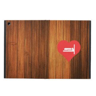 I Heart Hospitals Icon iPad Air Covers