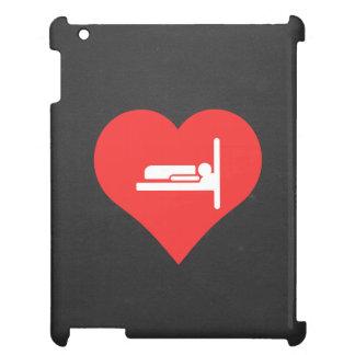 I Heart Hospitals Icon iPad Covers