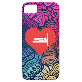 I Heart Hospitals Icon iPhone 5 Covers
