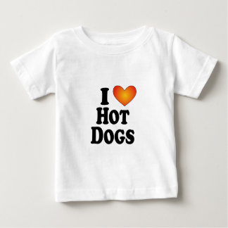 I (heart) Hot Dogs - Lite Multi-Product T-Shirts