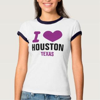 I Heart Houston T Shirt