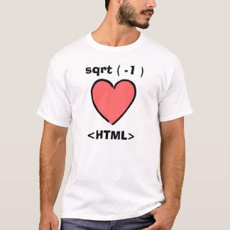 I Heart HTML T-Shirt