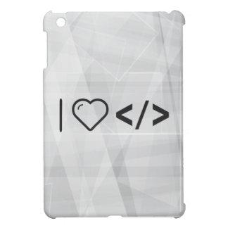 I Heart Html-Tags iPad Mini Cover
