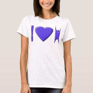 I Heart Humanism T-Shirt