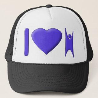 I Heart Humanism Trucker Hat