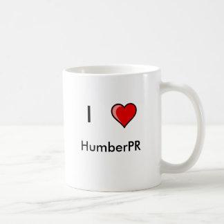 I Heart HumberPR Coffee Mug