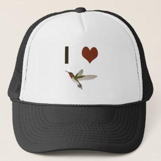 I heart Hummingbirds Trucker Hat