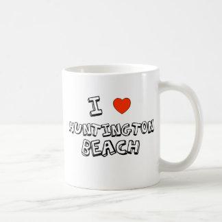 I Heart Huntington Beach Coffee Mug
