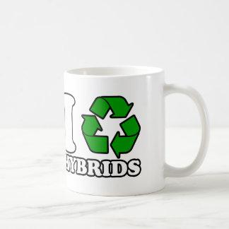 I Heart Hybrids Coffee Mug