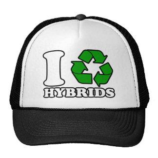 I Heart Hybrids Hats