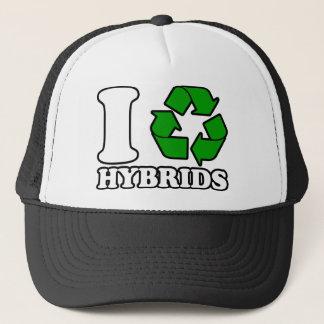 I Heart Hybrids Trucker Hat