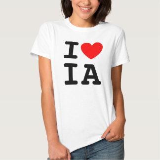 I Heart IA Shirt