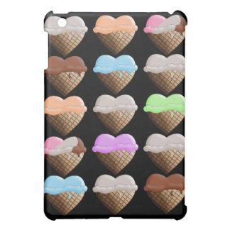 I (Heart) Ice Cream! Mixed Dips iPad Mini Covers