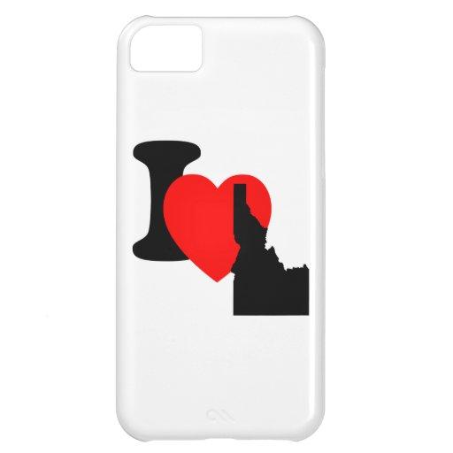 I Heart Idaho iPhone 5C Case