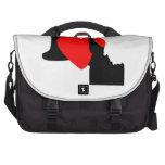 I Heart Idaho Computer Bag