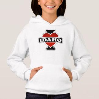 I Heart Idaho Hoodie