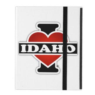 I Heart Idaho iPad Case