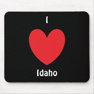 I Heart Idaho Mousepad