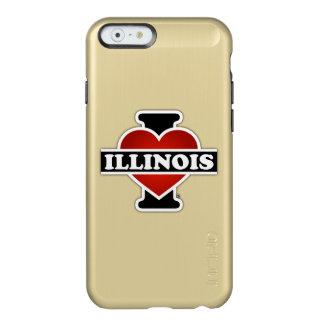 I Heart Illinois Incipio Feather® Shine iPhone 6 Case