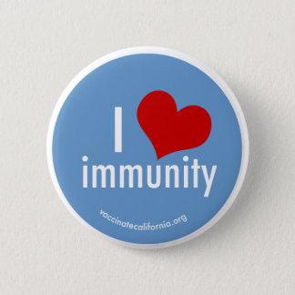 I Heart Immunity Button