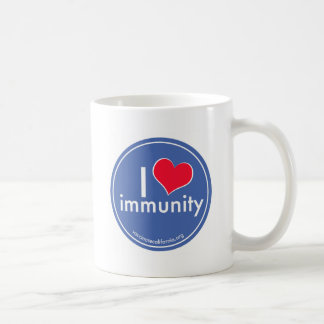I Heart Immunity Coffee Mug