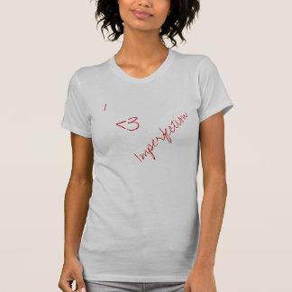 I Heart Imperfection Shirt