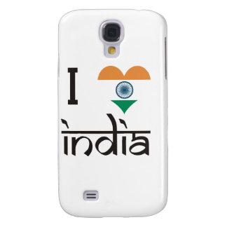 """I """"Heart"""" India - I Love India Samsung S4 Case"""