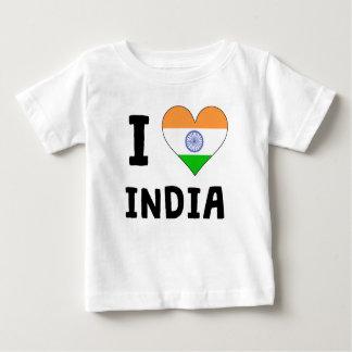 I Heart India T Shirt