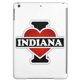 I Heart Indiana Case For iPad Air