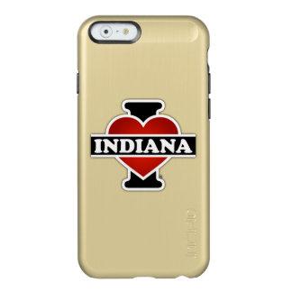 I Heart Indiana Incipio Feather® Shine iPhone 6 Case