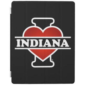I Heart Indiana iPad Cover
