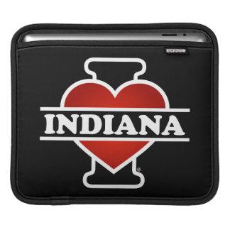 I Heart Indiana iPad Sleeve