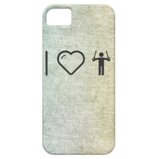 I Heart Individual Sports iPhone 5 Case