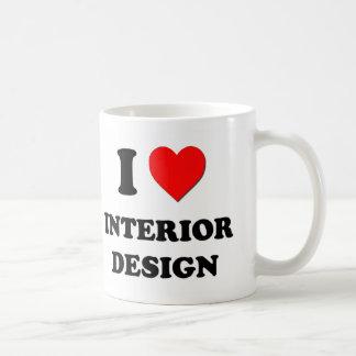 I Heart Interior Design Coffee Mug