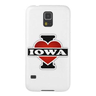 I Heart Iowa Cases For Galaxy S5